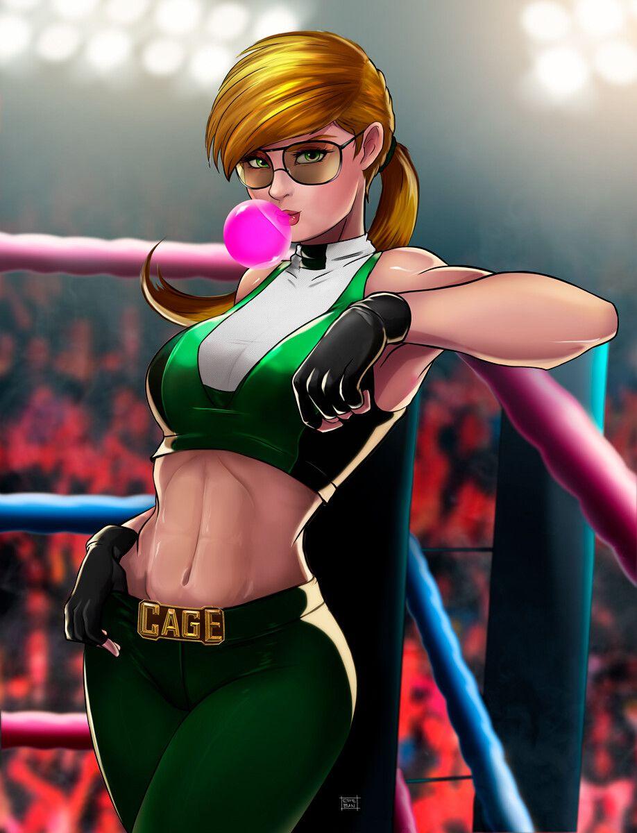 Cassi Cage
