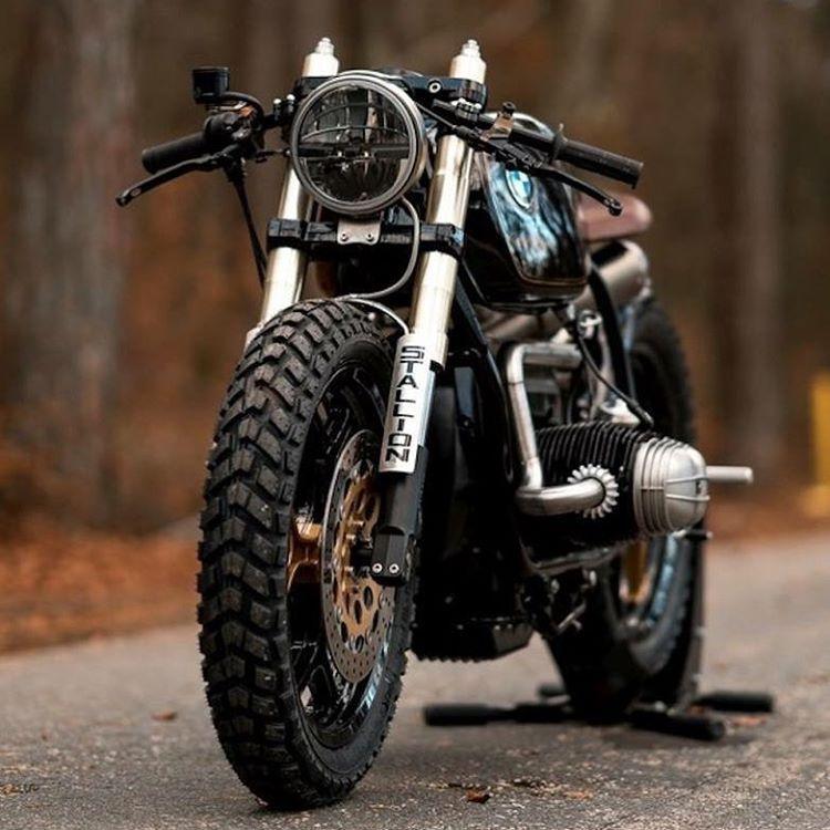 cafe racer bobber motorrad getunte motorr der bmw. Black Bedroom Furniture Sets. Home Design Ideas