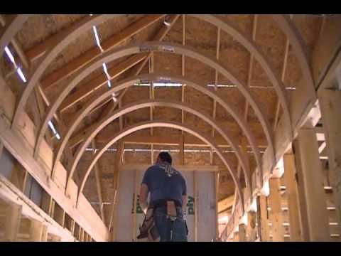 How To Build A Barrel Vault Ceiling Efficiently