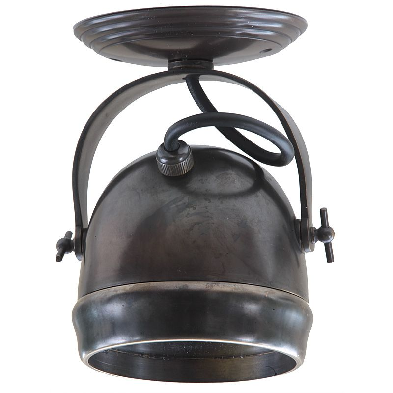 New Belgian Outdoor Brass Wall Light Macro Auch als Deckenstrahler geeignet Ausf hrung in Bronze dunkel