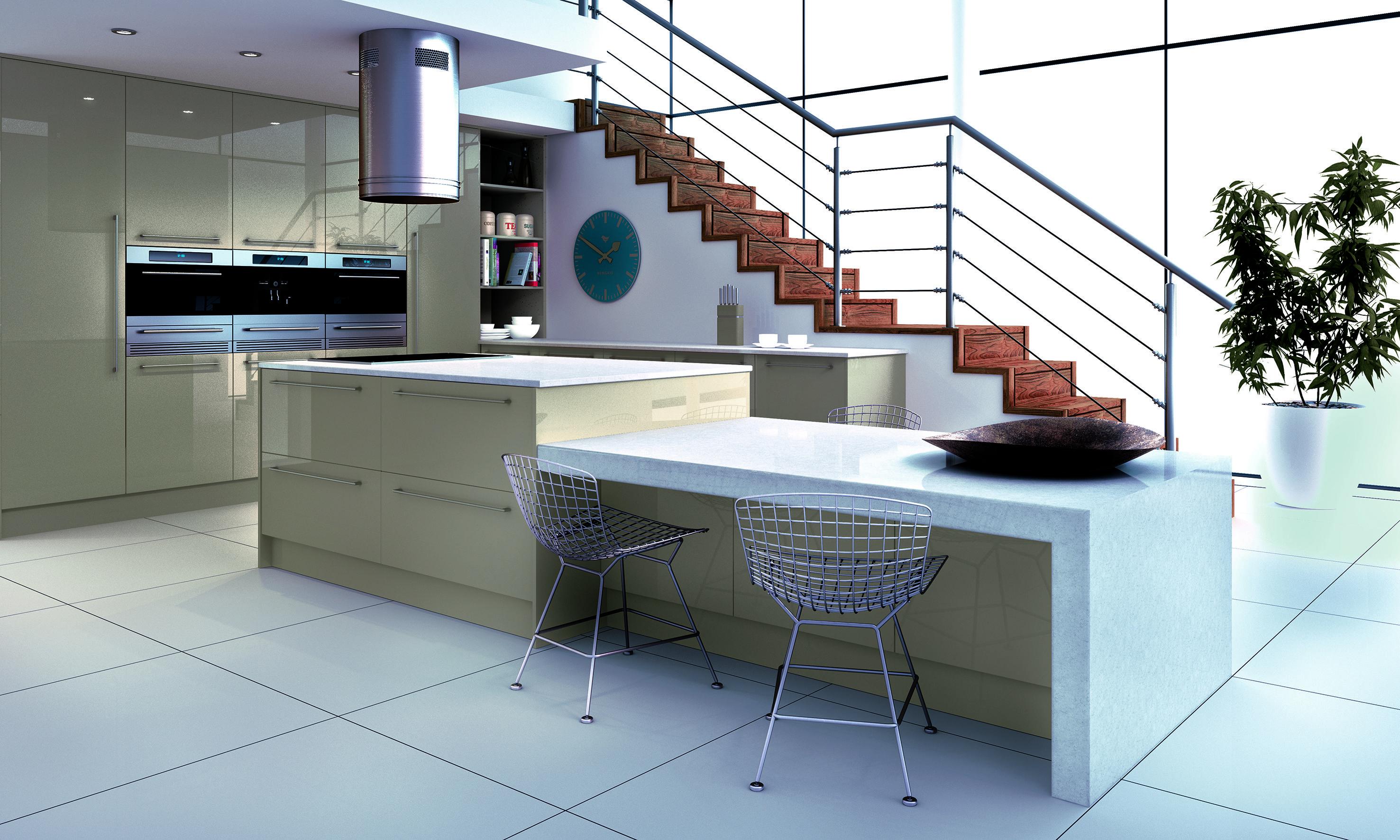 Pin von Kitchen Door Hub auf Our Contemporary Designs | Pinterest