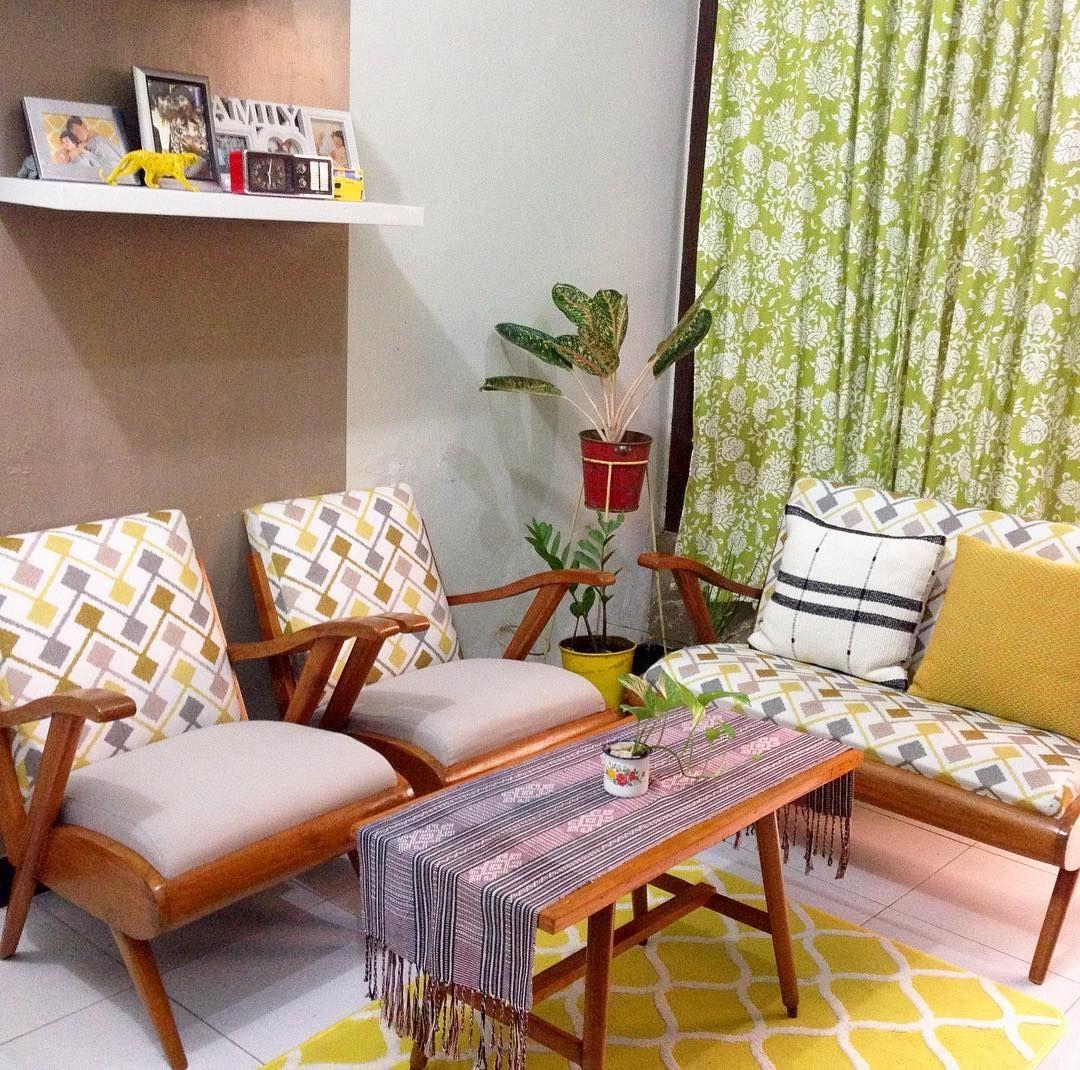 Ide Ruang Tamu Bergaya Klasik Furniture Vintage Dekorasi