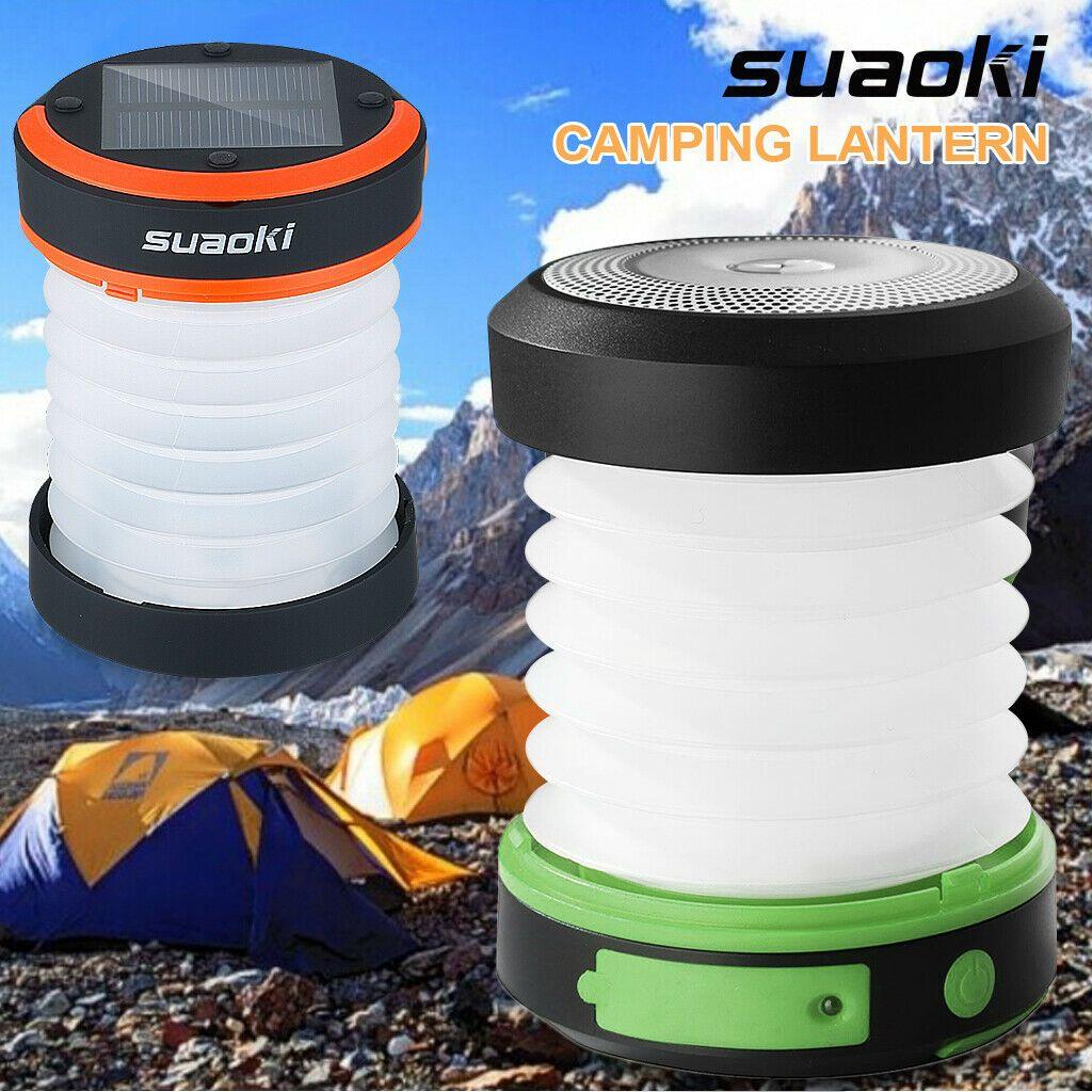 Portable Camping Lantern Solar Usb Led Night Light Lamp Collapsable Flashlight Camping Lantern Ideas Of Camping Lantern Campin Solar Camping Camping Lanterns Lanterns