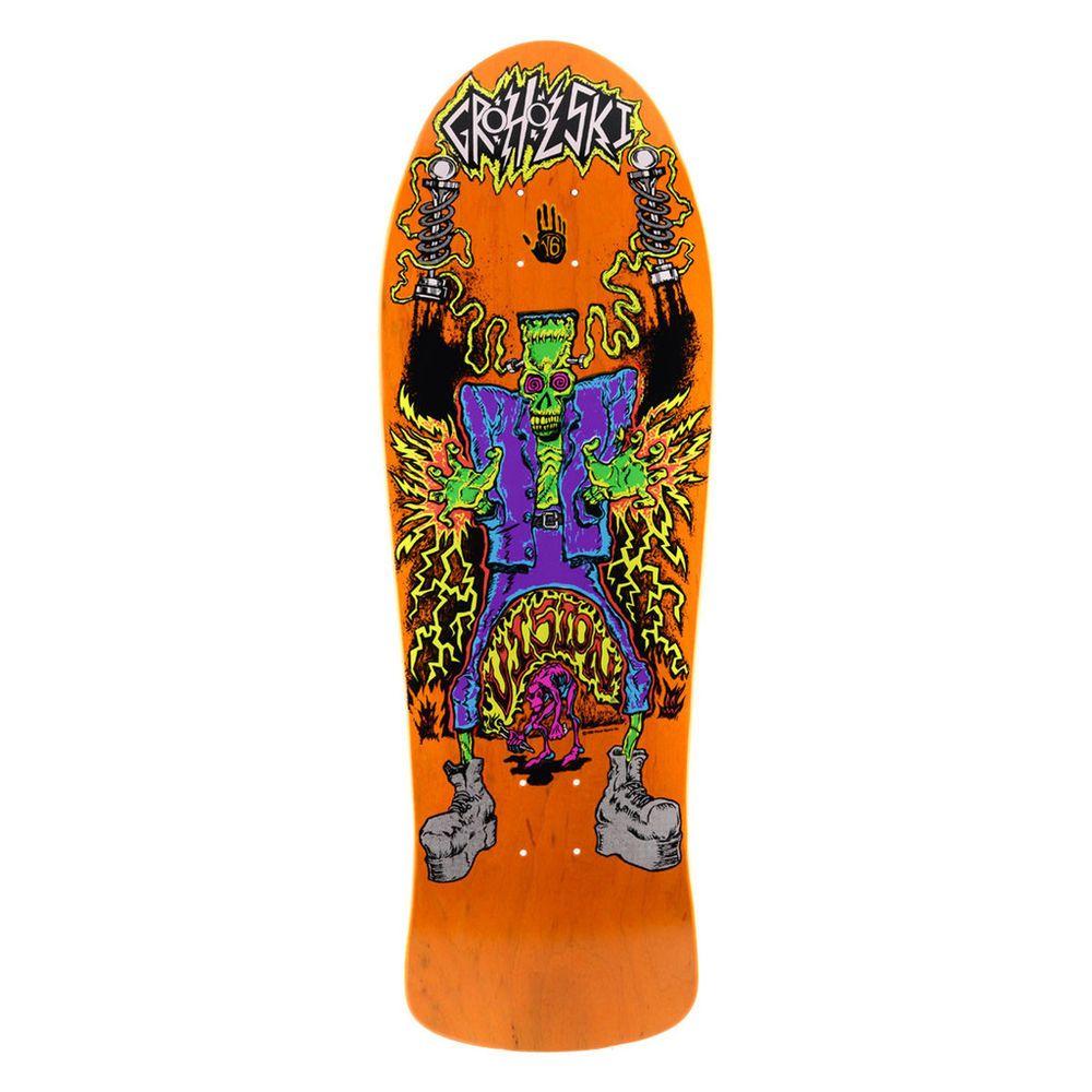 "Vision Groholski Frankenstein Skateboard Deck - 10.25""x31.25"" #VisionSkateboards"