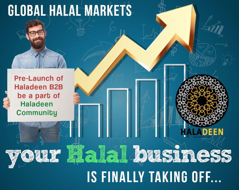 Haladeen global halal markets halal product launch