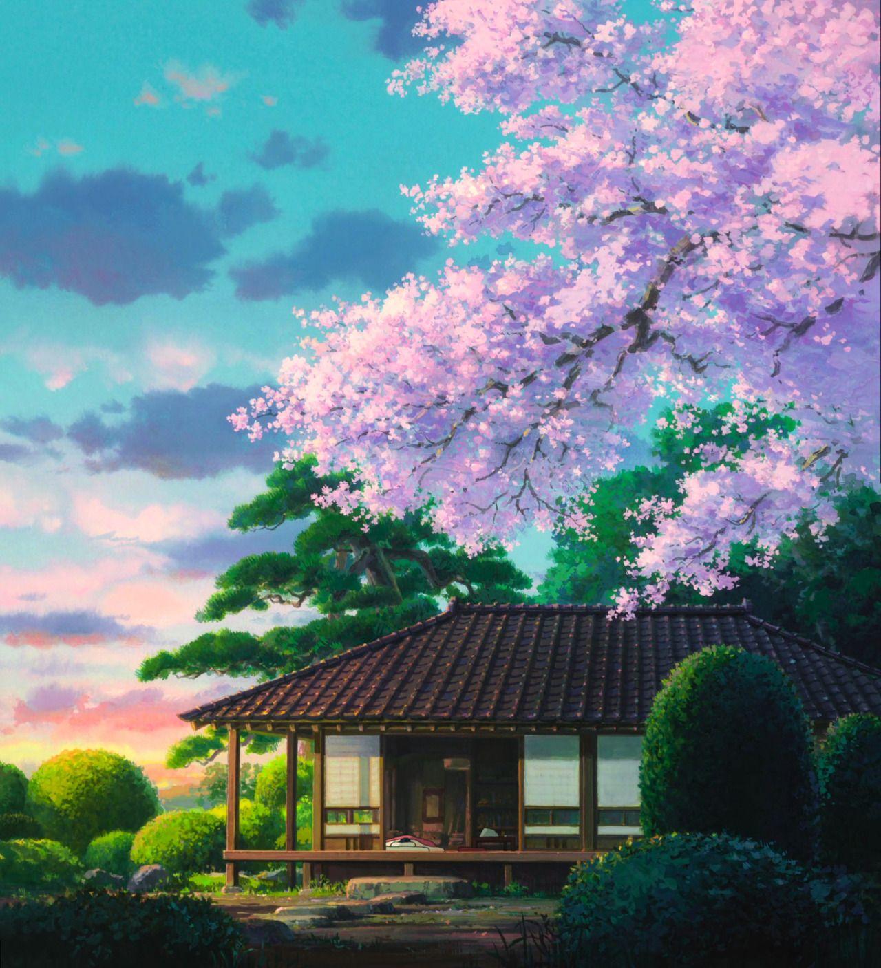 Studio Ghibli Studio ghibli background, Studio ghibli
