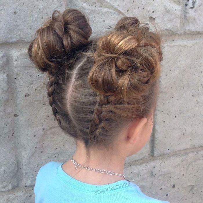 ▷ 1001 Ideen Für Mädchenfrisuren Zur Inspiration Haare