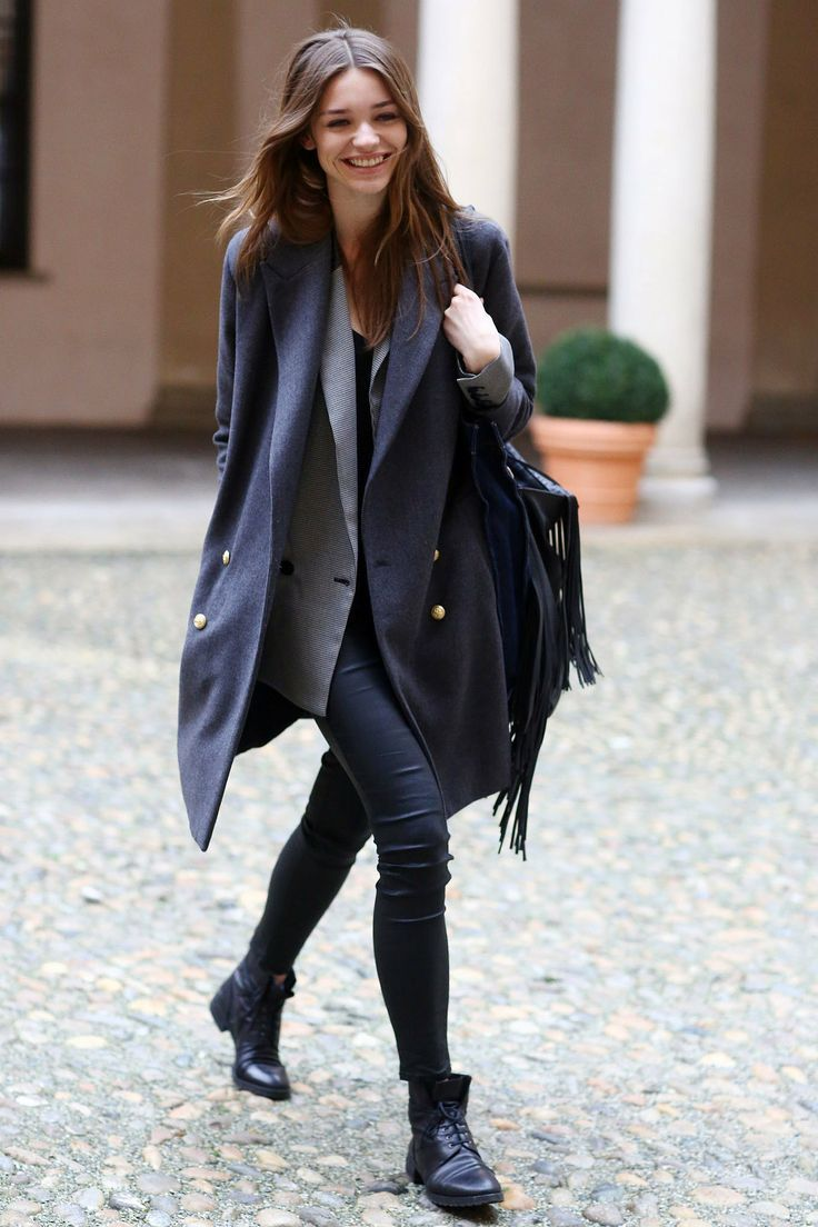6f60f9cfaff Tips on Layering for Fall | Glam Radar | Style | Pinterest | Moda ...