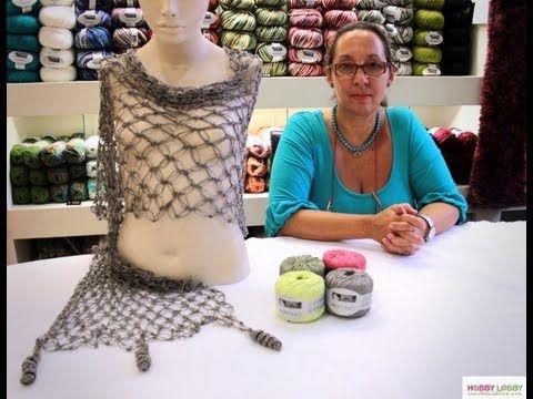Knitting by Hobby Lobby Mavromatis - YouTube