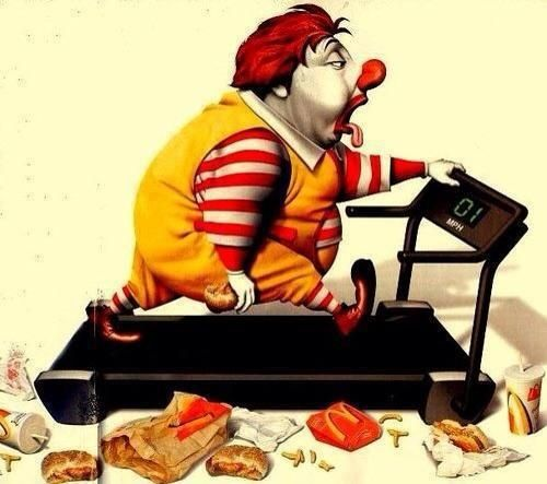 Go Ronald Go! It's never too late ;-)