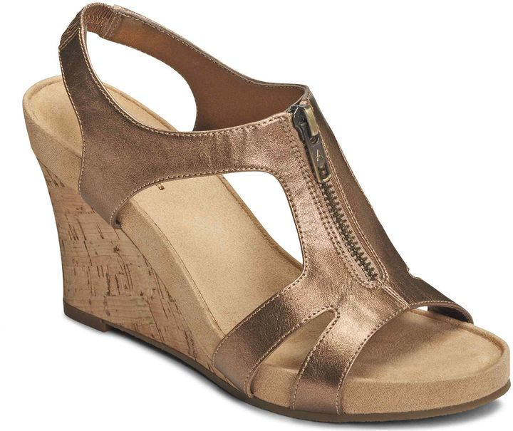A2 By Aerosoles A2 By Aerosoles Dream Plush Wedge Sandals