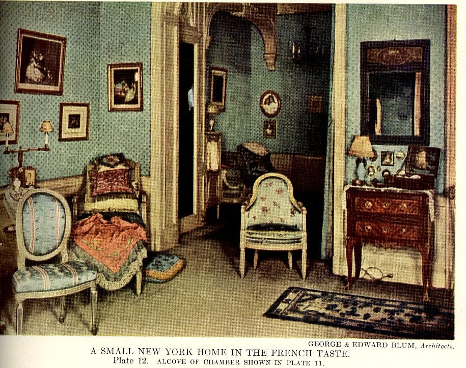 1920s French Room | Interior design by jeannette pang ...