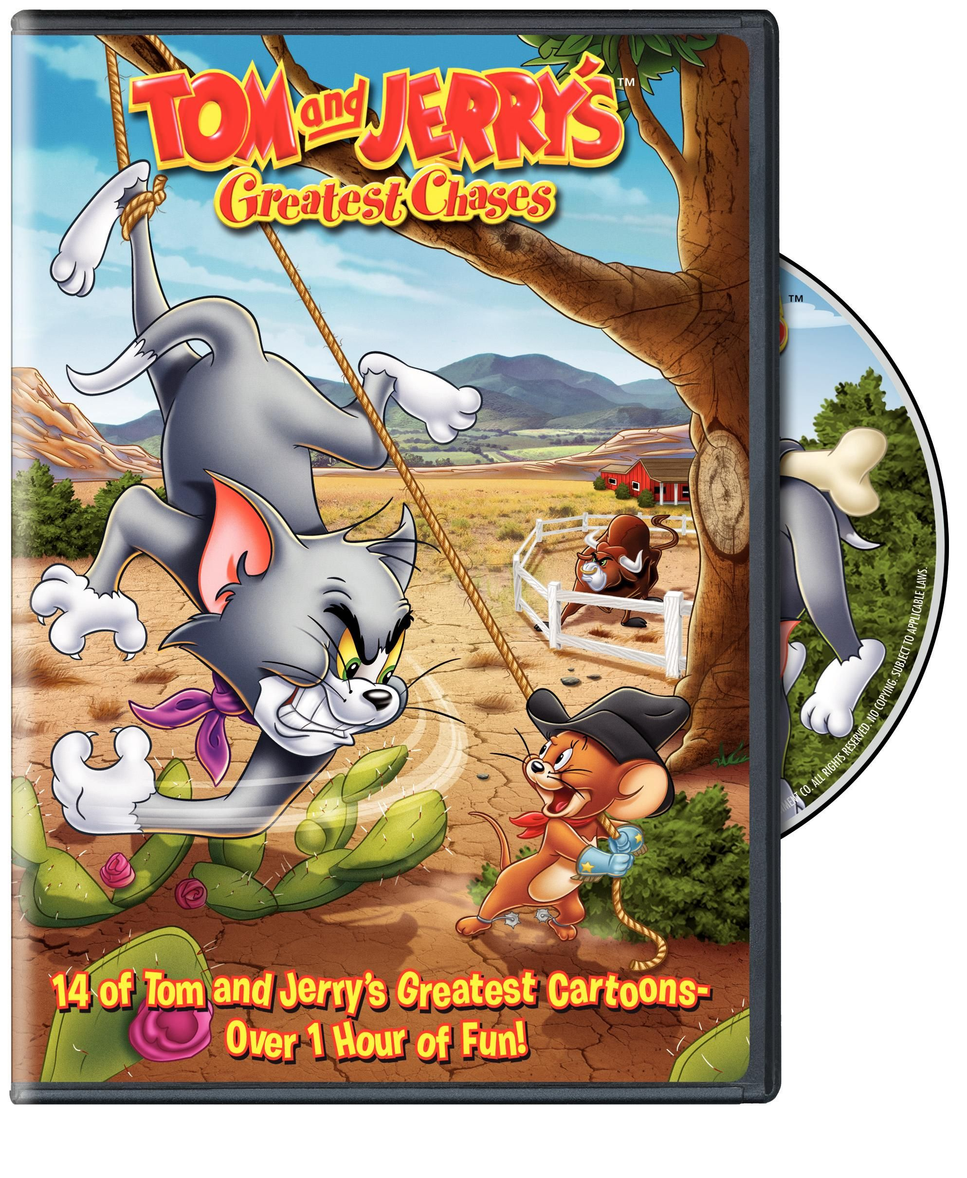 Tom Jerry Dvd Collection