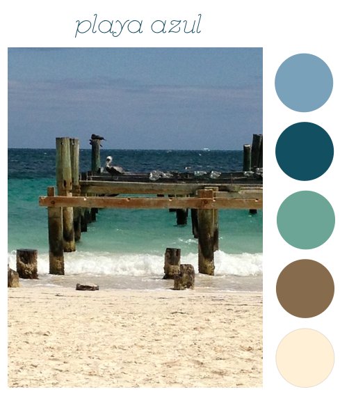 Beach House Exterior Colors | Beach House Color Schemes