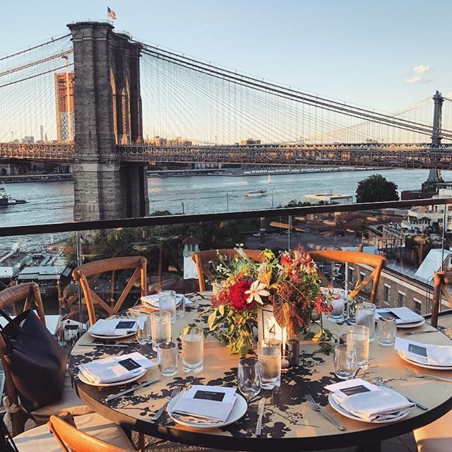 Summer Is Here Host Your Next Event At The 1 Rooftop At 1 Hotel Brooklyn Bridge Brooklyn Bridge Brooklyn Places To Go