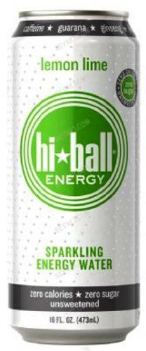 Hi Ball Sparkling Energy Water Lemon Lime 16 Ounce Pack of 12 -- To view further for this item, visit the image link.