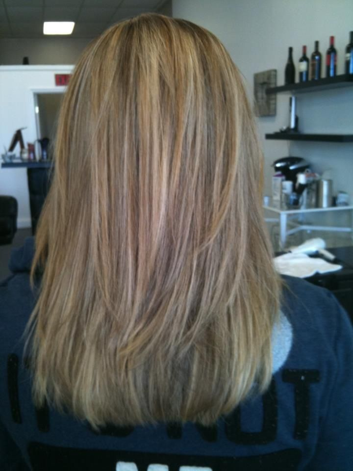 Multi Highlights Cute Hair Pinterest Makeup Hair Makeup And