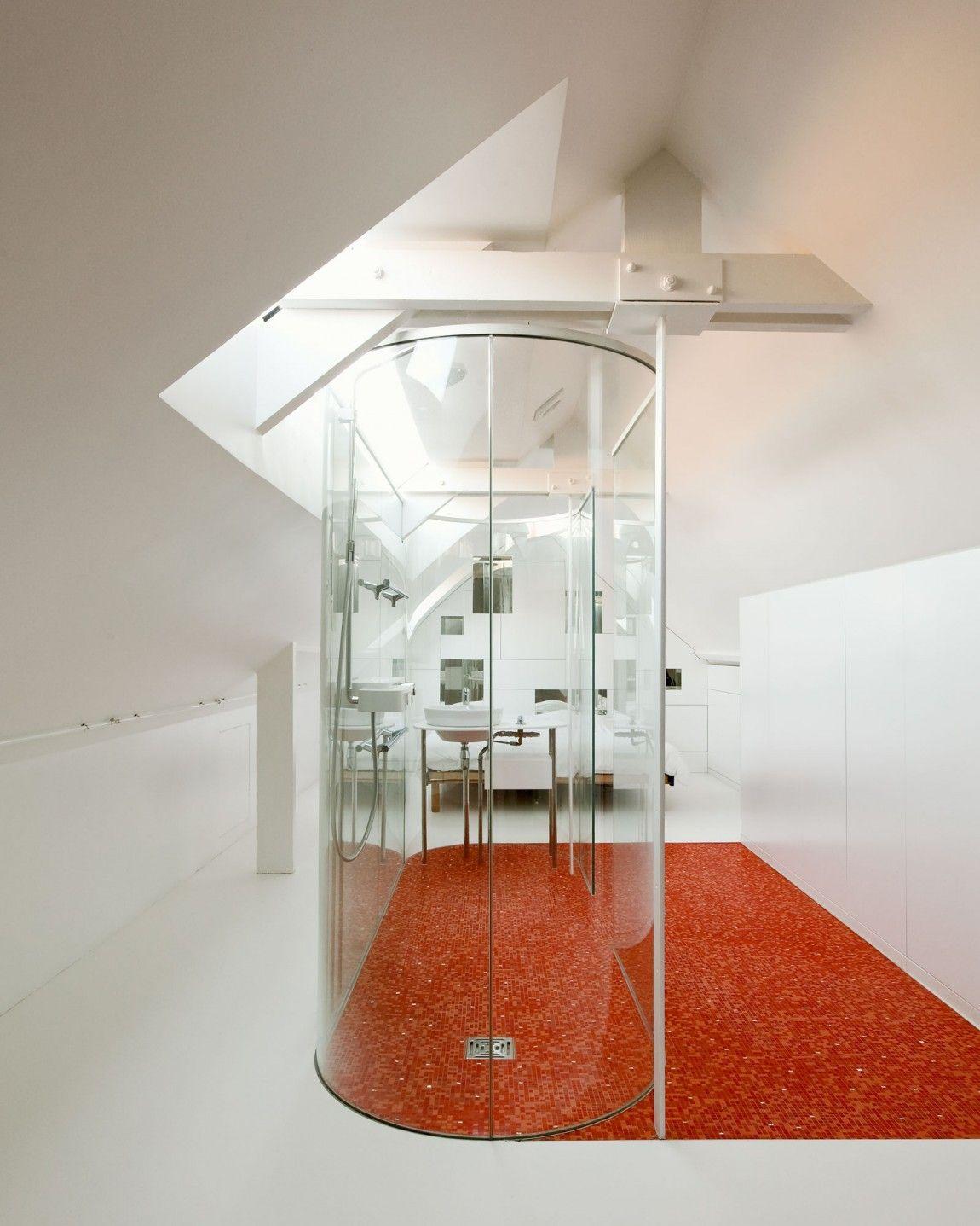 Bridal suite by M Architecture