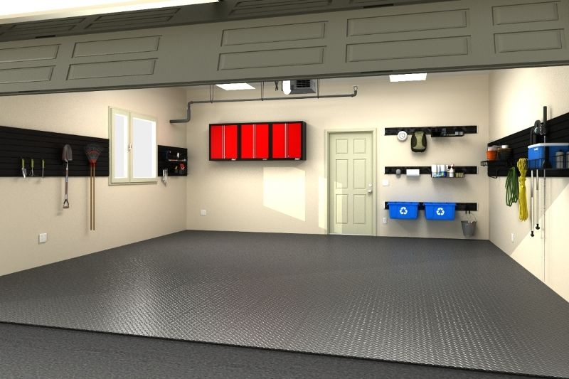 2 car garage design by size idea gallery garage for Car garage