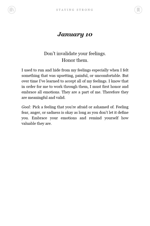 Staying Strong Book 10th January Stay Strong Favorite Book Quotes Self Quotes