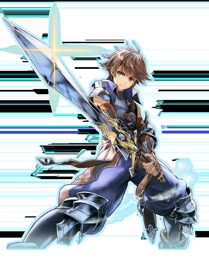 リアン ビジュアル Anime warrior, Sword poses, Anime