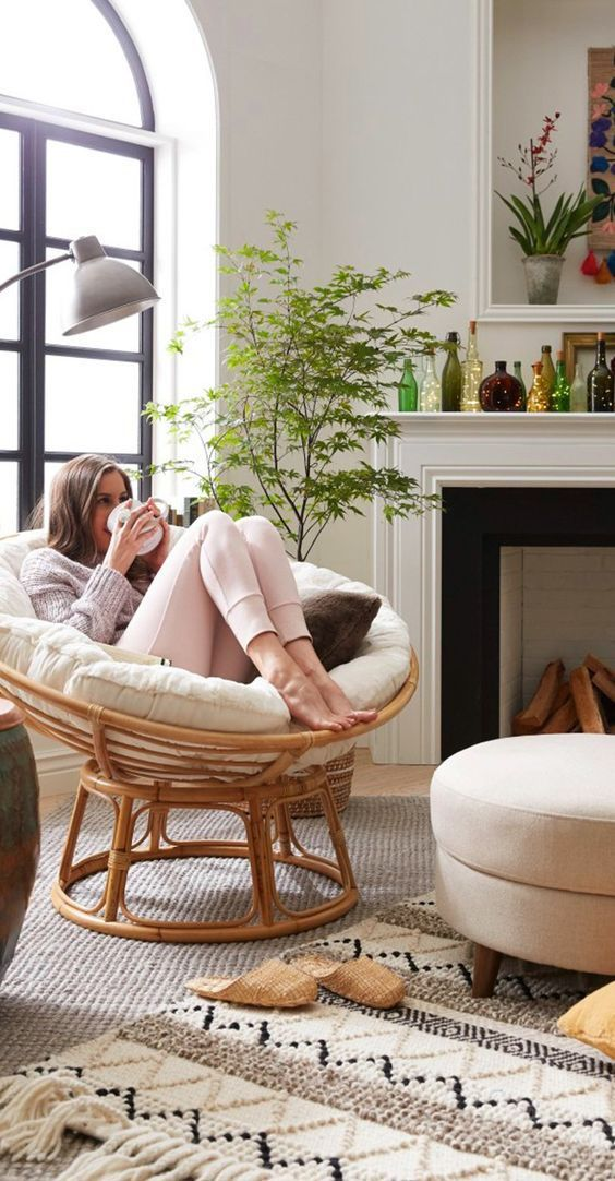 All Things You Need To Know Before Buying a Papasan Chair