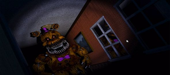 Five Nights At Freddy's - Play Five Nights At Freddy's ...