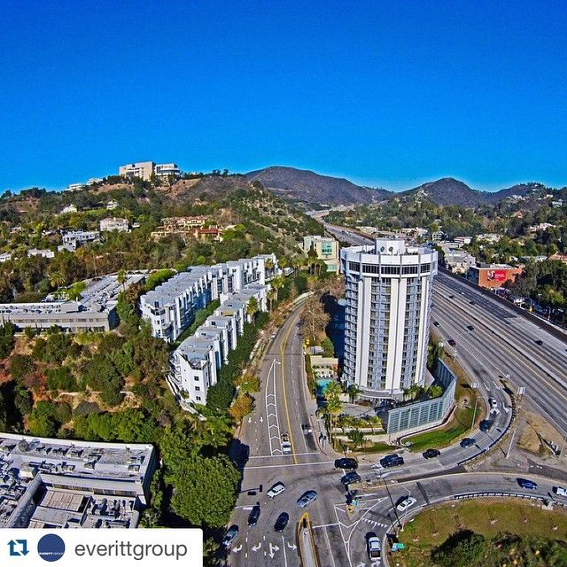 Los Angeles Brentwood The Hotel Angeleno Off The 405 Freeway