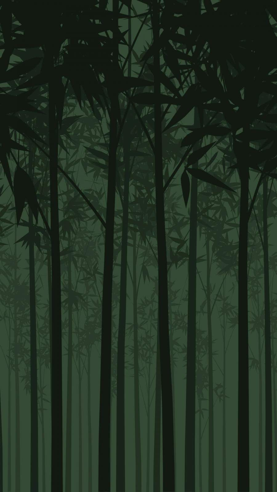 Bamboo Forest Iphone Wallpaper