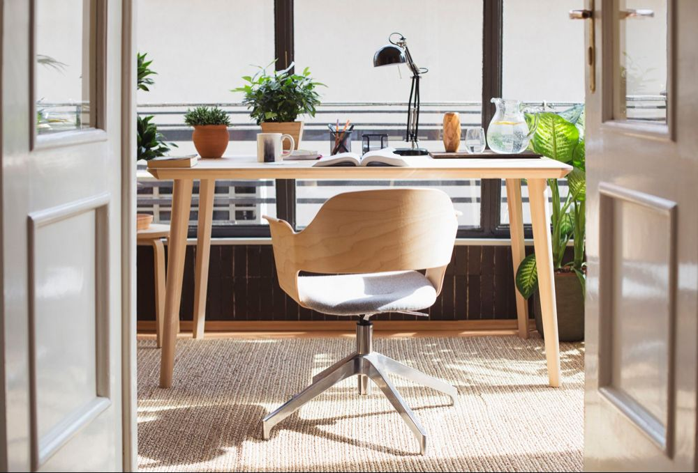 Feng Shui Toulouse How To Feng Shui Your Desk | Cozy Home Office, Cabin