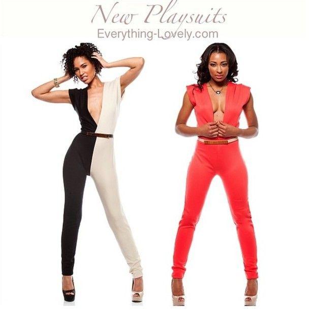 #jumpsuit #jumpsuits #sexy #club #clubwear