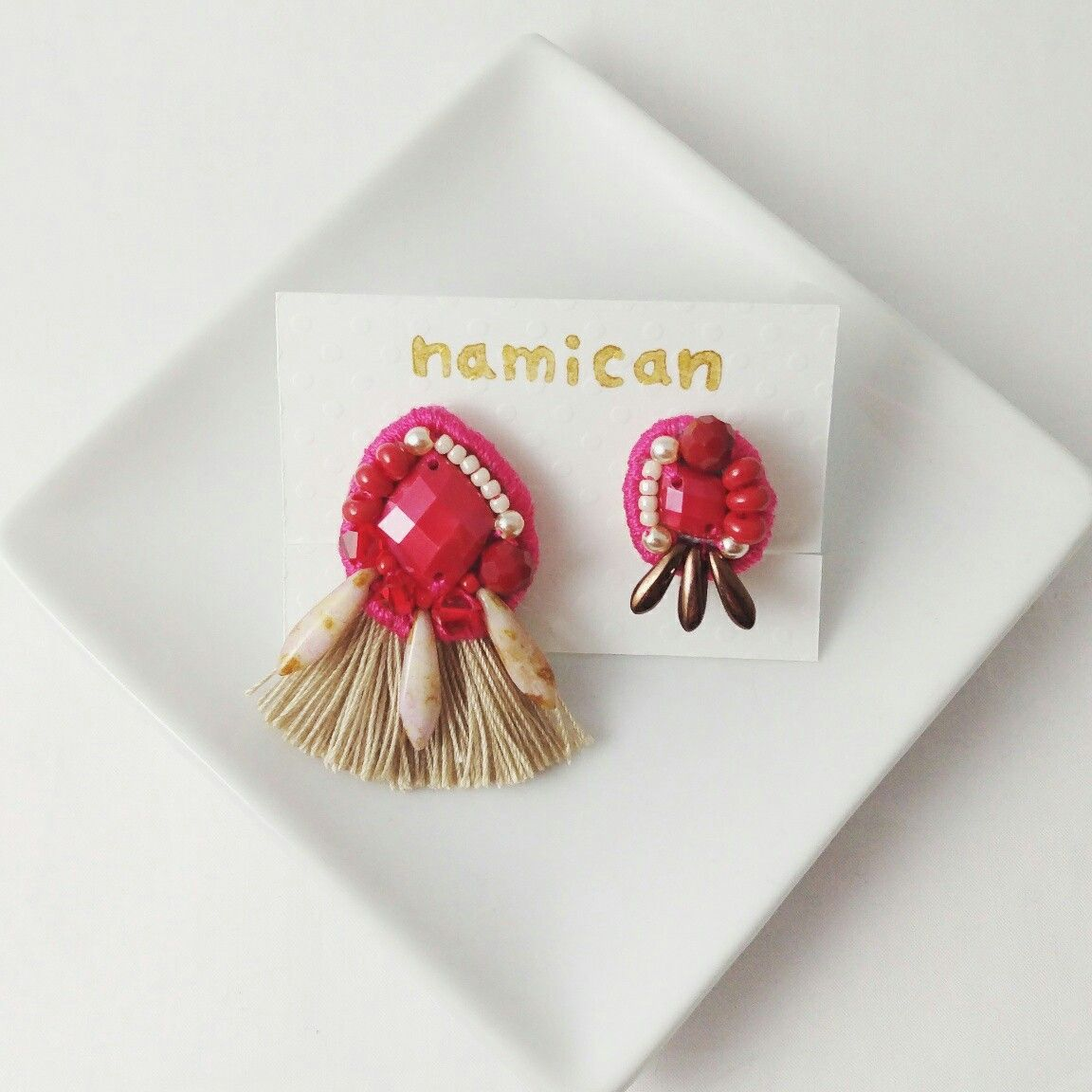 Hand made accessory by namican