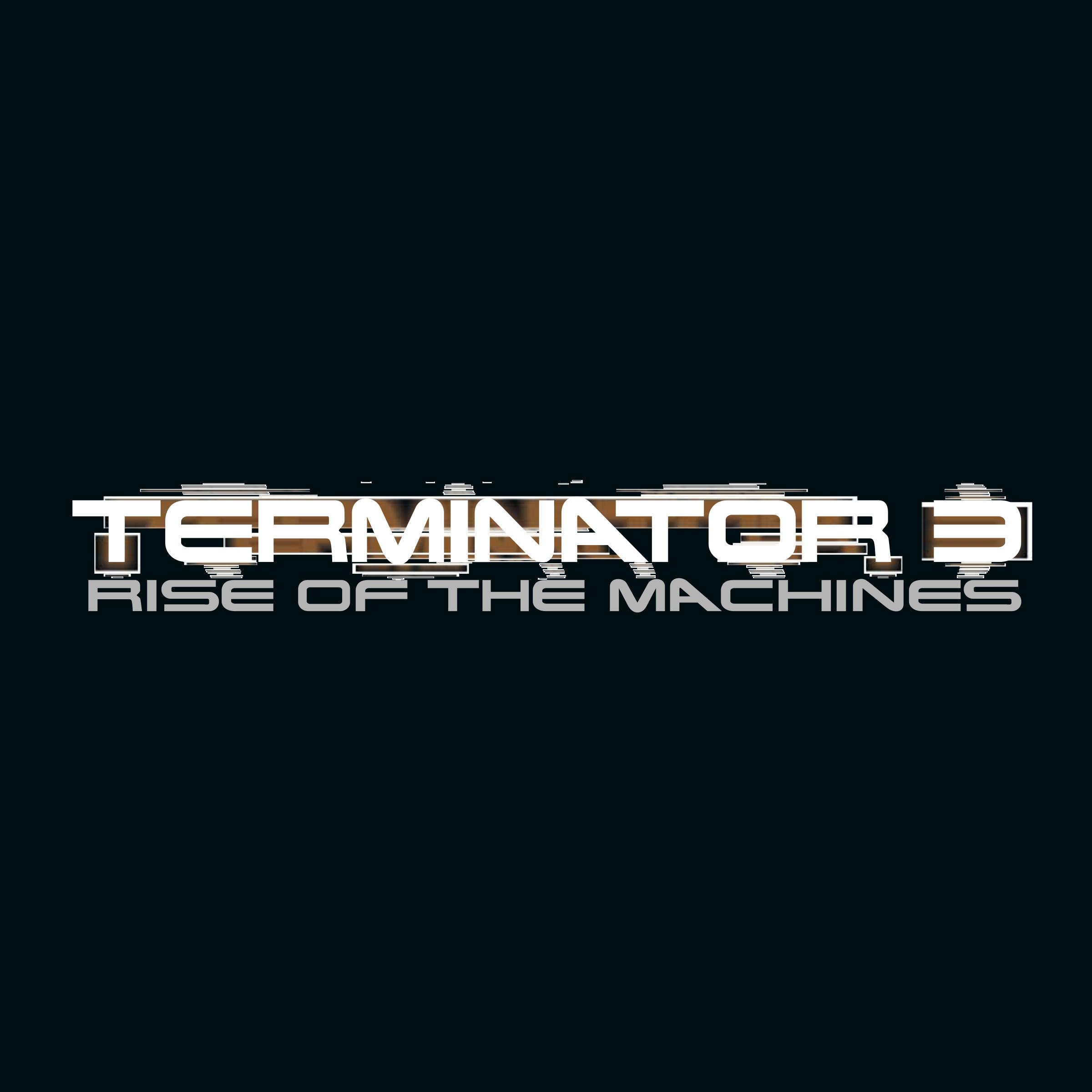 Terminator 3 Logo Png Transparent 3 Logo Logos Film Logo