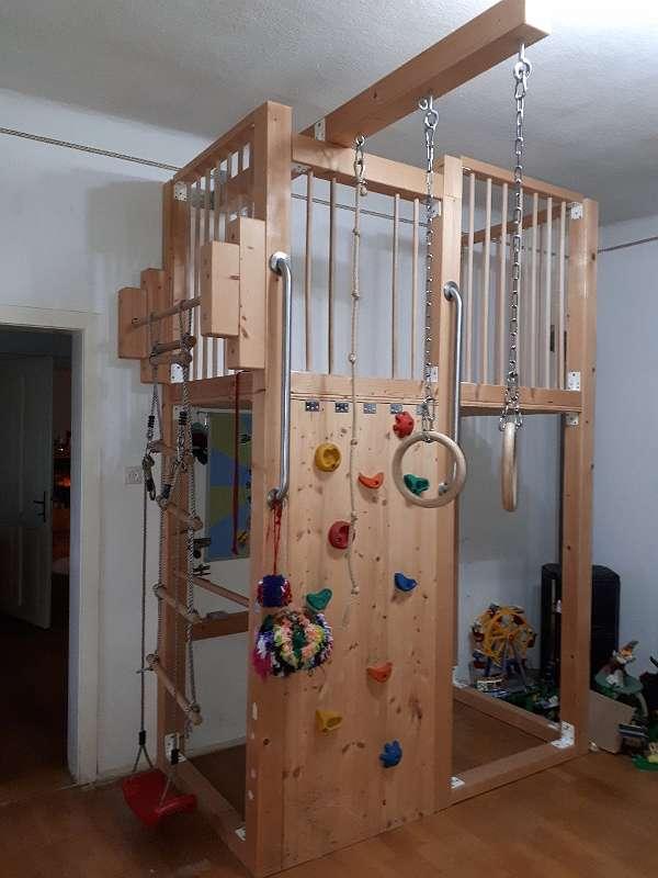 Kinderspielturm Inhouse Zum Weitergestalten Massiv Trotzdem Zart 400 3133 Traismauer Willhaben Kinder Spielturm Kinder Zimmer Kinder Mobel
