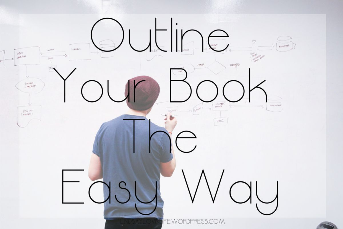 Outline Your Book The Easy Way Nonfiction books, Books