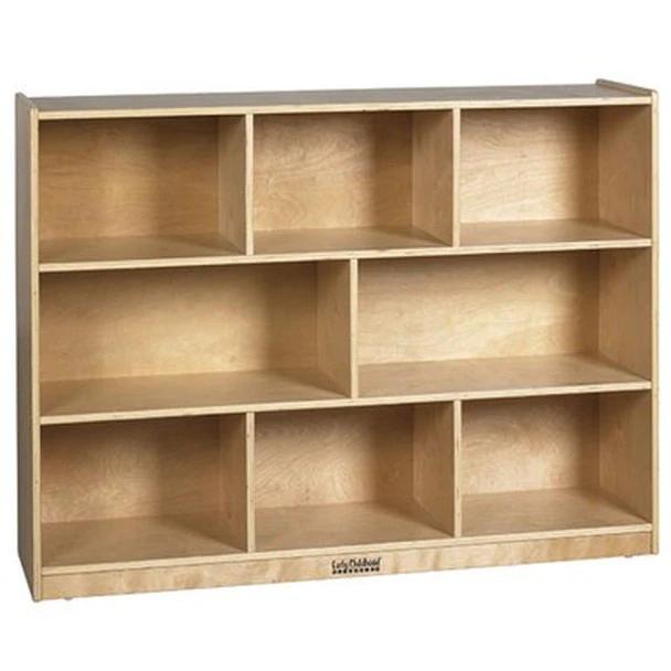 Ecr4kids Elr 0421 Birch 8 Compartment Storage Cabinet 36 Inch Wood Storage Cabinets Storage Cabinets Storage Cabinet