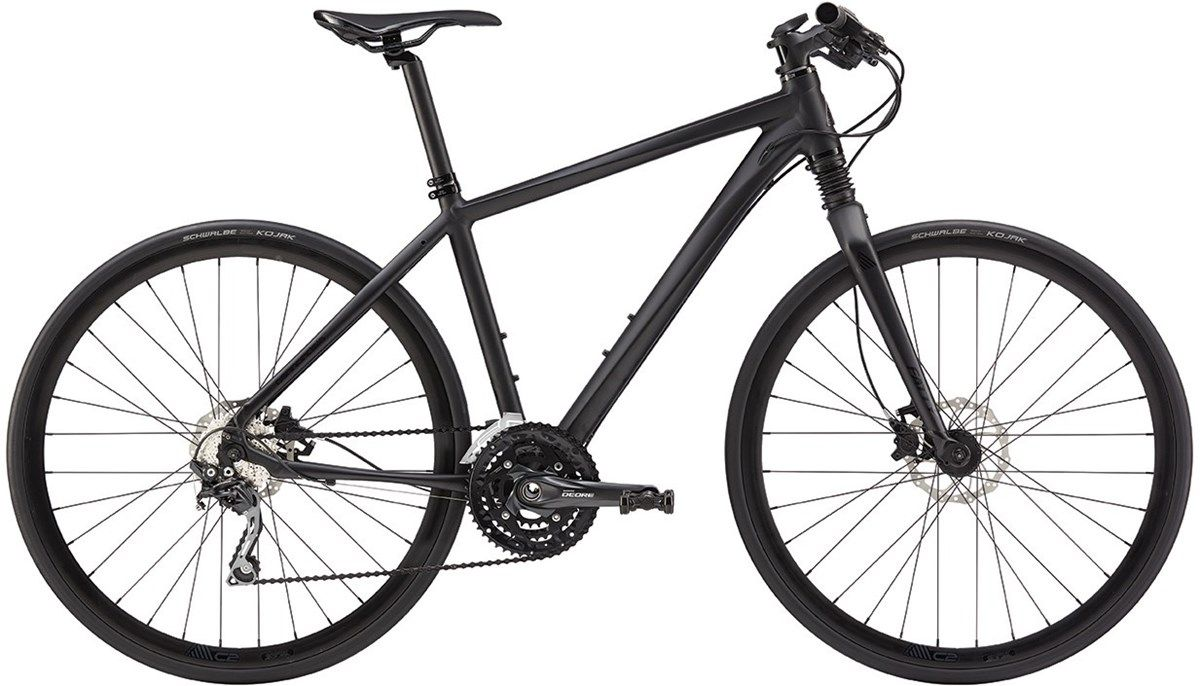 Cannondale Bad Boy 2 2016 Hybrid Sports Bike