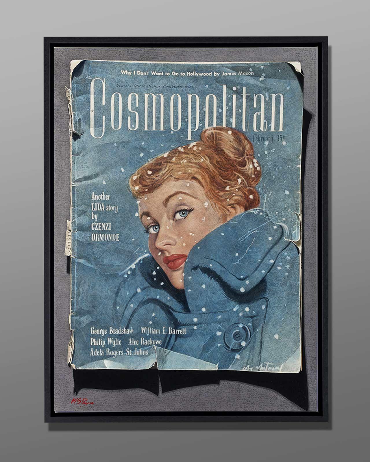 Artwork name cosmopolitan february 1948 artist mark