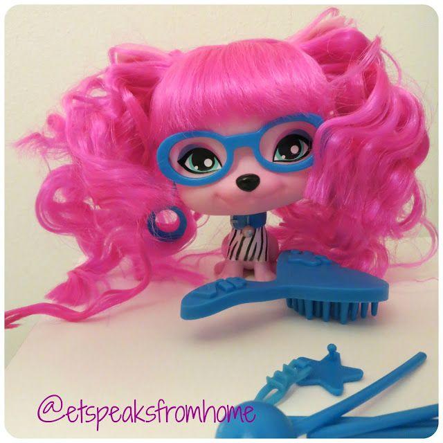 I Love Vip Pets Lady Gigi Hair Style Pets My Love Poppy Pins