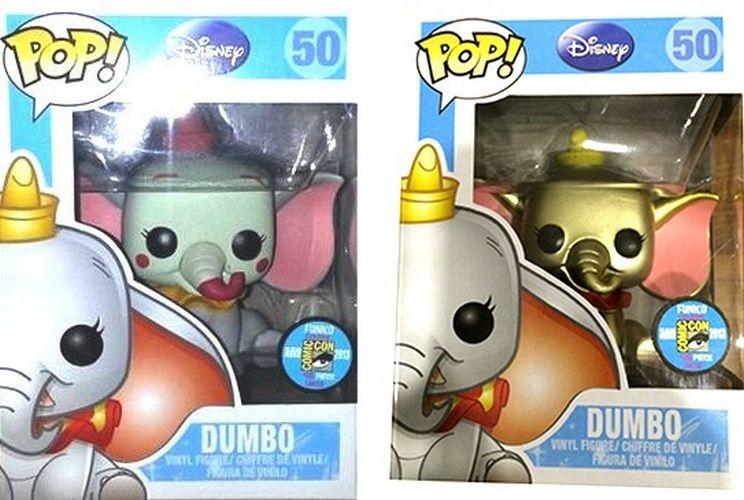 Rarest Funko Pop Vinyls Dumbo Rare Funko Pop Funko Pop Vinyl Pop Vinyl