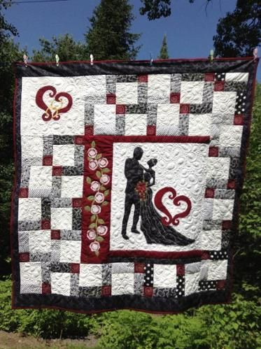 From This Moment A Wedding Quilt