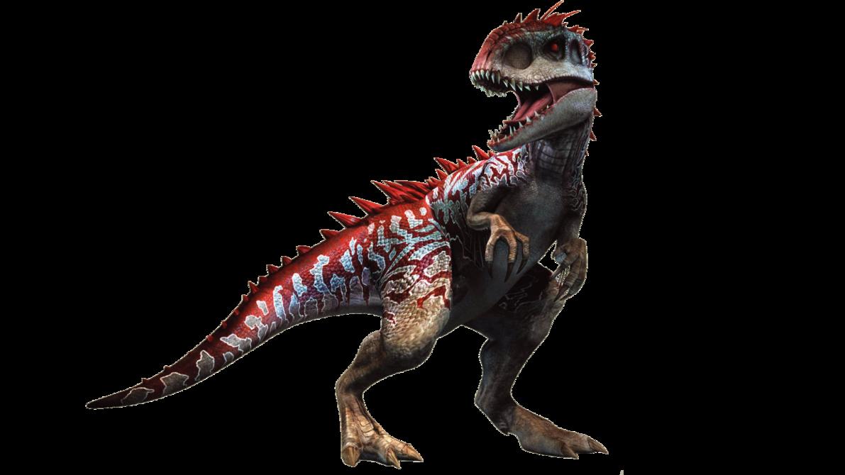 Jurassic World The Game: Hybrid Indominus Rex by sonichedgehog2 on ...