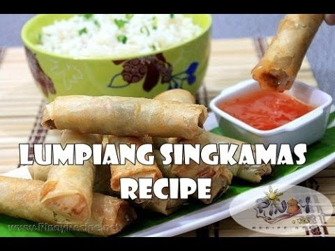 Lumpiang singkamas recipe by filipino recipes portal httpwww lumpiang singkamas recipe by filipino recipes portal httppinoyrecipe forumfinder Images