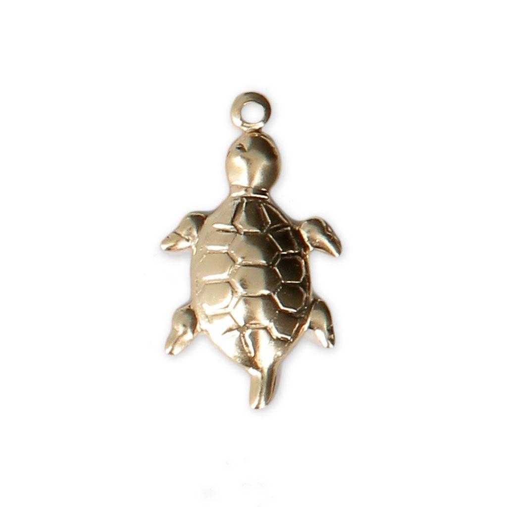 #Breloque #fine #estampée #Tortue 16x9 mm en #Gold #filled 14 #carats x1 - #Perles & Co  Servez-vous de cet #apprêt pour réaliser des #bijoux #fantaisie #faits-main. Voici quelques #idées #créatives #faciles à faire #soi-même :  1. Une jolie #chaîne pour bijoux #dorée, et hop le tour est joué.   2. Faites un #bracelet avec un #noeud #coulissant #simple.