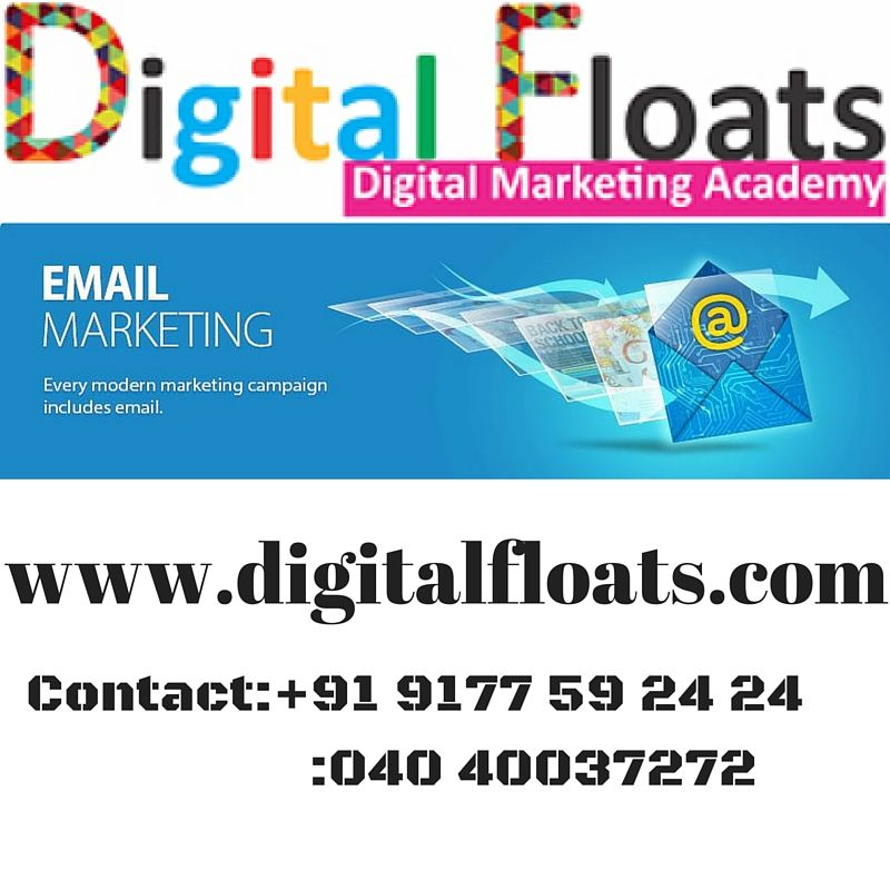 Email Marketing Course Training Institute in Hyderabad