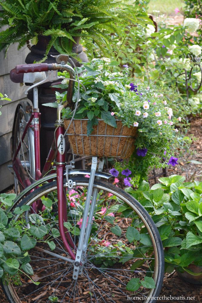 Gardening On Wheels A Bicycle Built For Planting 640 x 480