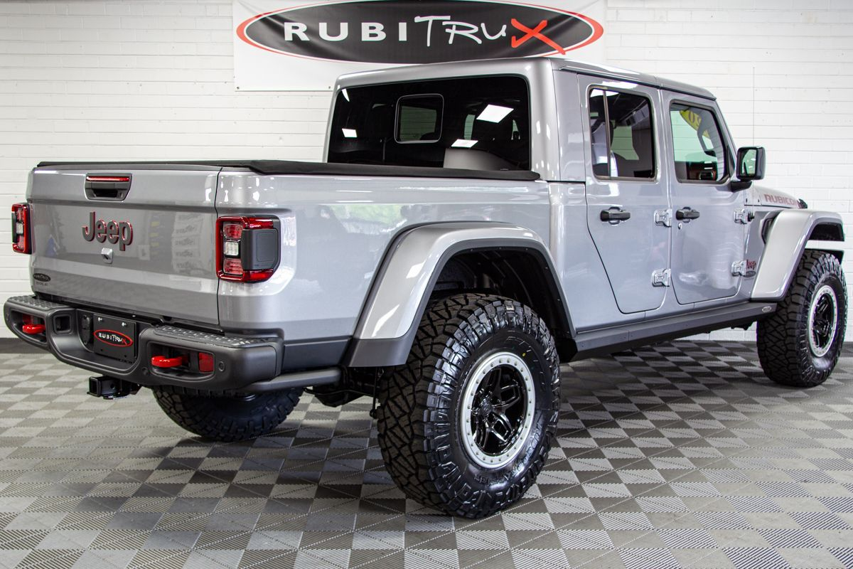 2020 Jeep Gladiator Rubicon Billet Jeep Gladiator Jeep Custom Jeep