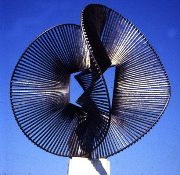 Sculpture of Victor Pickett: Sculpture, Artwork: Architectural ...