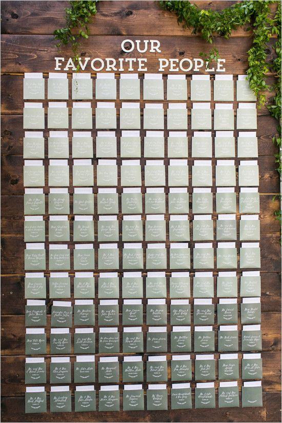 Three   company wedding escort cards place pinterest seating chart and also rh