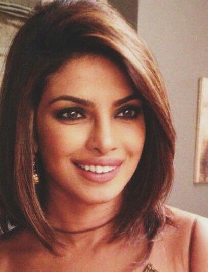 Priyanka Chopra Priyanka Chopra Hair Priyanka Chopra Short Hair Haircuts Straight Hair